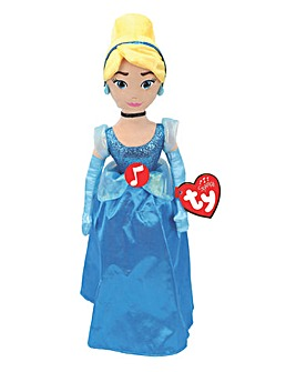 TY Beanie Buddies Cinderella with Sound