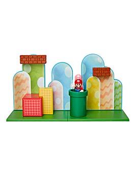 Nintendo 2.5 Inch Mario Acorn Playset
