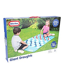 Little Tikes Giant Draughts