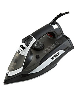 Tower 3000W CeraGlide Turbo Steam Iron