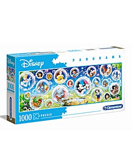 Clementoni 1000pcs Panorama Puzzle - Disney Classic