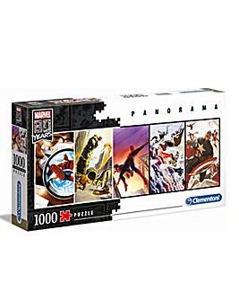 Clementoni 1000pcs Panorama Puzzle - Marvel Avengers