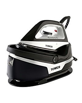 Tower T22006 3 Bar Steam Generator Iron