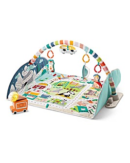 Fisher-Price Gym to Jumbo Play Mat