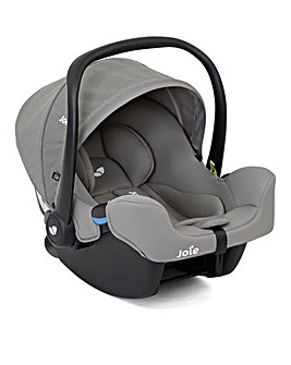 Joie i-Snug i-Size Group 0+ Car Seat - Grey Flannel