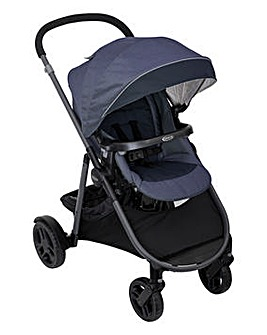 Graco Time2Grow Stand Alone Stroller with Raincover