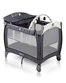 Graco Contour Electra Travel Cot - Suits Me