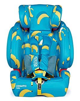Cosatto Judo 123 Car Seat - Go Bananas