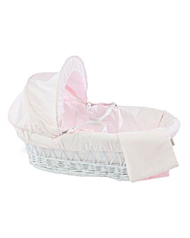Clair De Lune Cotton Dream Moses Basket