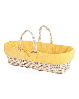 Clair De Lune Colour Pop Moses Basket