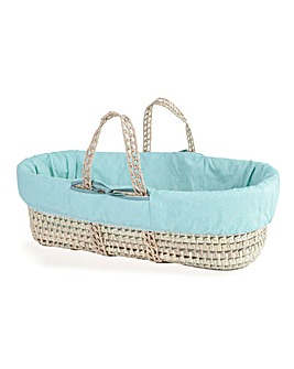 Clair De Lune Colour Pop Palm Moses Basket