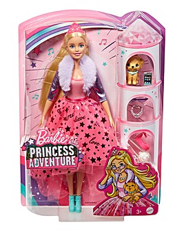 Barbie Princess Adventure Deluxe Doll