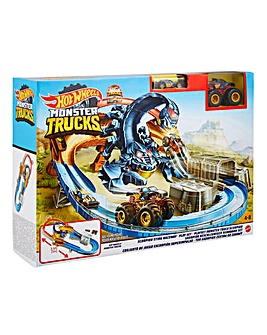 Hot Wheels Monster Trucks Scorpion Playset
