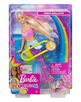 Barbie Dreamtopia Feature Mermaid