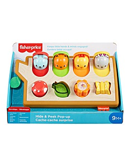 Fisher-Price Hide & Peek Pop-Up