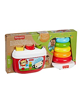 Fisher-Price Baby's First Blocks Eco Friendly