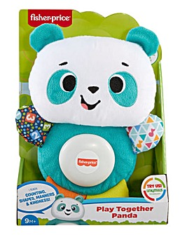 Fisher-Price Linkimals Play Together Panda