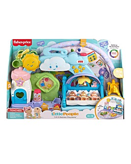 Fisher-Price 1-2-3 Babies Playdate