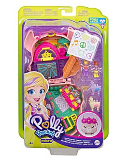 Polly Pocket Polly & Lila Llama Concert