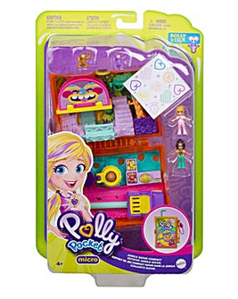 Polly Pocket & Shani Juice Box Safari