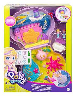 Polly Pocket Polly & Lila Seashell Purse