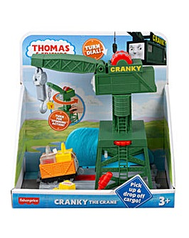 Thomas and Friends Cranky the Crane
