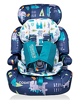 Cosatto Zoomi Group 123 Anti-Escape Car Seat - Dragon Kingdom