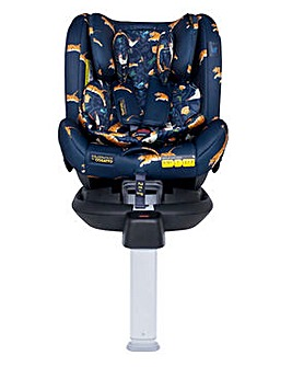 Cosatto All in All Rotate Group 0+123 Car Seat - Paloma Faith On The Prowl