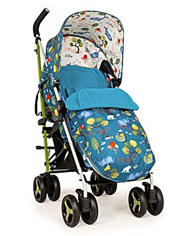 Cosatto Supa 3 Stroller - Paloma Faith One World