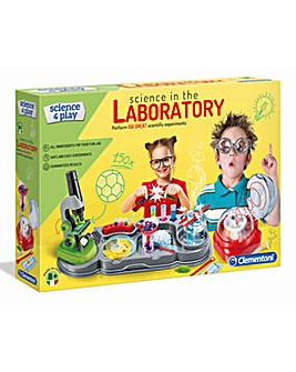 Clementoni Science in the Laboratory