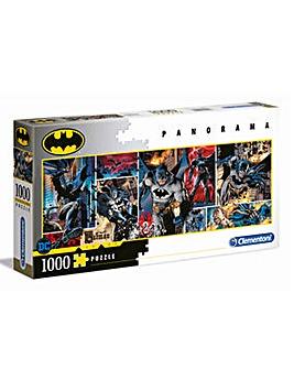 Clementoni 1000pcs Panorama Puzzle Batman