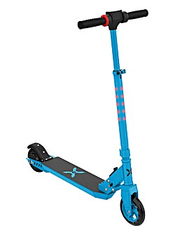 Hover-1 Comet Electric Scooter Blue with LCD Display and LED Headlights