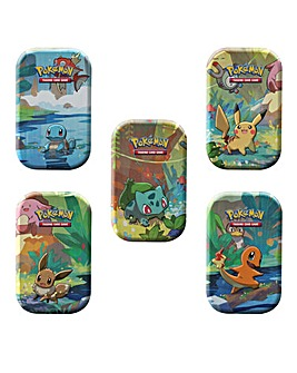 Pokemon TCG: Mini Tin