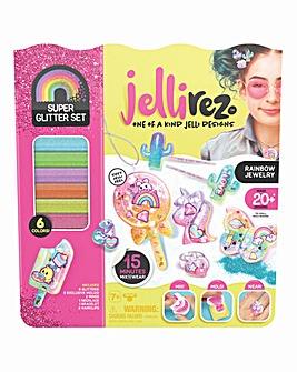 Jelli Rez Super Glitter Set