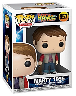 POP Movie: Back To The Future- Marty 1955