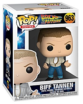 POP Back To The Future Biff Tannen