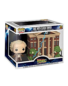 POP Back To The Future Doc