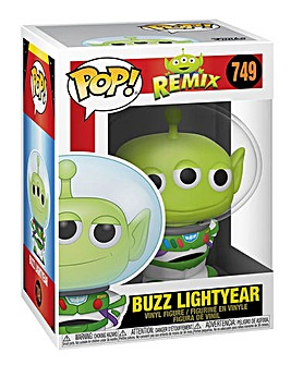 POP Disney: Pixar- Alien as Buzz