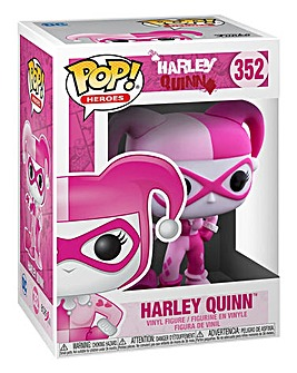 POP Heroes: BC Awareness- Harley Quinn