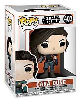 POP Star Wars: The Mandalorian Cara Dune
