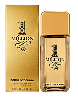 Paco Rabanne One Million 100ml Aftershave