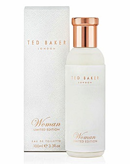 Ted Baker Woman 100ml Eau de Toilette