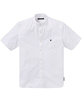 French Connection SS G/Dad Collar Shirt