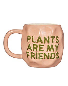 Sass and Belle Plants Slogan Mug