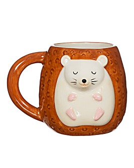 Sass and Belle Hedgehog Mug