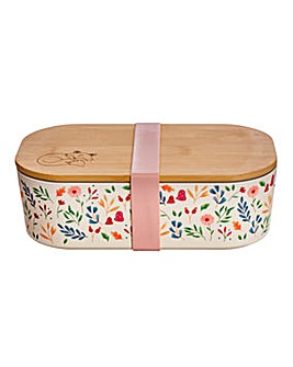 Sass and Belle Bamboo Lunch Box