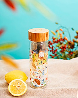 Sass and Belle Bamboo Water Bottle