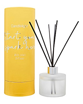 Start Your Spark Here Reed Diffuser