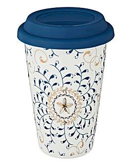 Bohemian Travel Mug