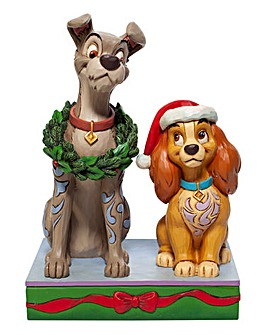 Decked out Dogs Figurine